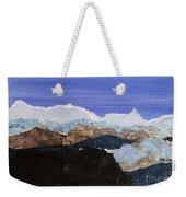Blue Mountains II Weekender Tote Bag