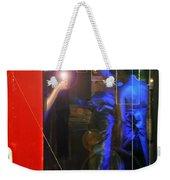 Blue Muses Weekender Tote Bag