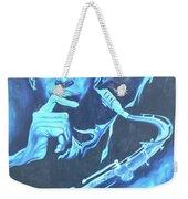Blue Note Weekender Tote Bag