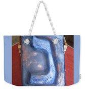 Blue Nun Weekender Tote Bag