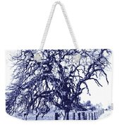 Blue Oak Weekender Tote Bag