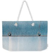 Blue Over Blue 03 Weekender Tote Bag