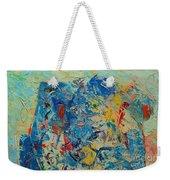 Blue Play 5 Weekender Tote Bag