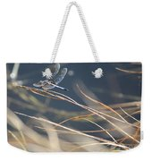 Blue Pond Weekender Tote Bag