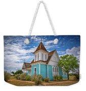 Blue Prairie Church Weekender Tote Bag