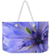 Blue Princess Weekender Tote Bag