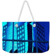 Blue Reflections ... Weekender Tote Bag
