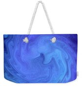 Blue Rendevous Weekender Tote Bag