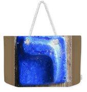 Blue Resh Weekender Tote Bag