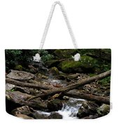 Blue Ridge Brook Weekender Tote Bag