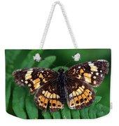 Blue Ridge Butterfly Weekender Tote Bag
