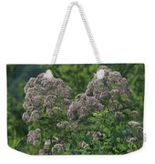 Blue Ridge Flowers Weekender Tote Bag