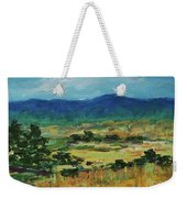 Blue Ridge Weekender Tote Bag