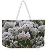 Blue Ridge Mountain Laurel Weekender Tote Bag