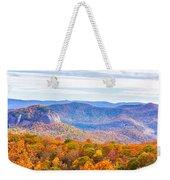 Blue Ridge Mountains 1 Weekender Tote Bag