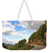 Blue Ridge Parkway, Buena Vista Virginia 6 Weekender Tote Bag
