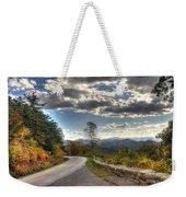Blue Ridge Parkway, Buena Vista Virginia Weekender Tote Bag