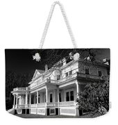 Blue Ridge Parkway Flat Top Manor Bw Weekender Tote Bag