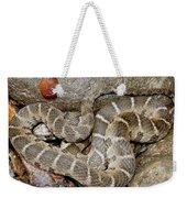 Montreat Water Snake Weekender Tote Bag