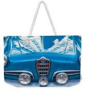 Blue Romeo Weekender Tote Bag