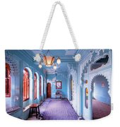 Blue Room Weekender Tote Bag