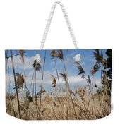 Blue Sky And Seaoats Weekender Tote Bag