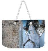Blue Sky, Blue Heart Weekender Tote Bag