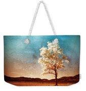 Blue Sky Dreams Weekender Tote Bag