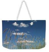 Blue Sky Drive-in Weekender Tote Bag
