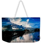 Blue Sky In Paris  Weekender Tote Bag