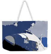Blue Sky Shuttle Weekender Tote Bag