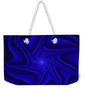 Blue Slide Weekender Tote Bag