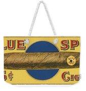 Blue Spot Cigars Weekender Tote Bag