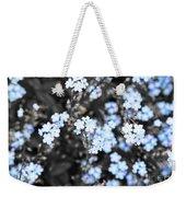 Blue Spring V2 Weekender Tote Bag