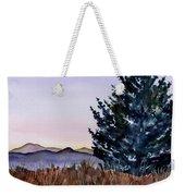 Blue Spruce Weekender Tote Bag