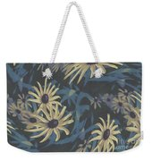 Blue Sunshine  Weekender Tote Bag