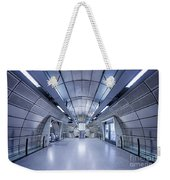 Blue Tomorrow Weekender Tote Bag
