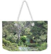 Blue Tree Weekender Tote Bag