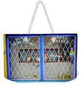Blue View Weekender Tote Bag
