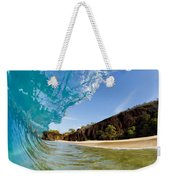 Blue Wave - Makena Beach Weekender Tote Bag