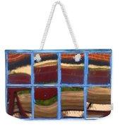 Blue Window 2 Weekender Tote Bag