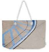 Blue Zone Weekender Tote Bag