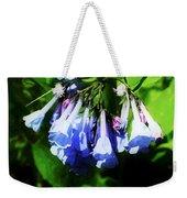 Bluebell 21 Weekender Tote Bag