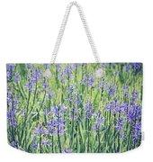 Bluebell Bluebells Flowers Blooming In Spring Weekender Tote Bag