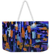 Blueberry Cobbler Weekender Tote Bag