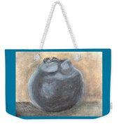 Blueberry Weekender Tote Bag