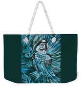 Bluebird Of Happiness Jenny Lee Discount Weekender Tote Bag