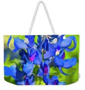 Bluebonnet Fantasy Weekender Tote Bag