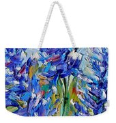 Bluebonnets Of Texas Weekender Tote Bag