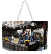 Bluegrass Band Weekender Tote Bag
